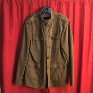 Banana Republic Military Style Jacket
